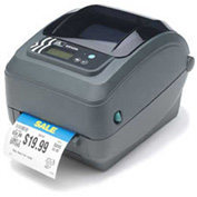 Zebra Direct Thermal Barcode Label Printer GX420D Serial/USB/Parallel Interface