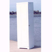 "Better Way Partners Marine Upright Dock Locker 79V Gray - 23""W x 19-1/2""D x 79-1/2""H"