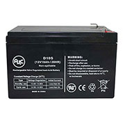 AJC®  B&B BP12-12 Sealed Lead Acid  12V-10Ah- AGM - VRLA Battery
