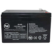 AJC® Silent Knight 5204 12V 10Ah Emergency Light Battery