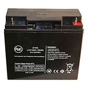 AJC® Ferno Mdt Corporati 129 LIFT CHAIR 12V 18Ah Medical Battery