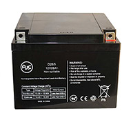 AJC® Portalac PE12V24(Option) 12V 26Ah Emergency Light Battery
