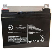 AJC® Ihc Cub Garden 1200 12V 35Ah Lawn and Garden Battery