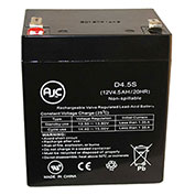 AJC Apex Dynamics Model 650 Lift 12V 4.5Ah Medical Battery