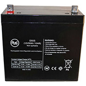 AJC Fortress Scientific Spirit-Victory 22NF 12V 55Ah Wheelchair Battery