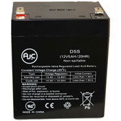 AJC Apex Dynamics Model 650 Lift 12V 5Ah Medical Battery