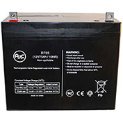 AJC®  AJC JC12550 12V 75Ah Sealed Lead Acid Battery