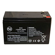 AJC® 12V 8Ah Sealed Lead Acid - AGM - VRLA Battery
