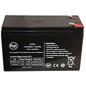 AJC® Dell 2700W (K802N-3U) 12V 9Ah UPS Battery