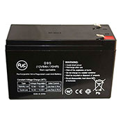 AJC® 12V 9AH SEALED LEAD ACID - AGM - VRLA BATTERY