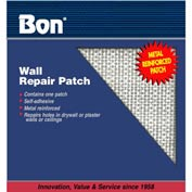 "6""L X 6""W Aluminum Wall Repair Patch"