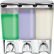 Clear Choice Dispenser III Chrome - Pkg Qty 5