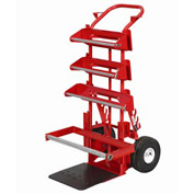 SmartCart® 2 Wheel Heavy Duty w/ R17A, R22B, R24F Racks & EBP