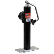 "Buyers Products 0091215 Topwind Swivel Jack - 15"" Travel - 2000 Lb. Cap."