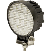 Buyers LED Round Clear Flood Light 12-48VDC - 14 LEDs - 1492127