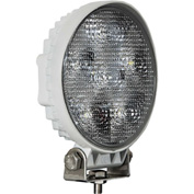 Buyers LED Round Clear Spot Light 12-24VDC - 6 LEDs - 1493215