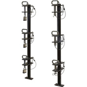 Buyers Lockable Trimmer Rack - Channel - LT13