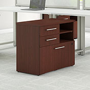 "Bush Business Furniture 30""W File Cabinet - Harvest Cherry - 400 Series"