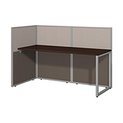 Bush® Easy Office 60W Straight Desk, Open Office