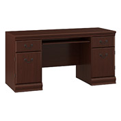 "Bush Furniture Executive Credenza - 60"" - Harvest Cherry - Birmingham Series"