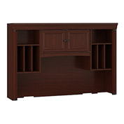 "Bush Furniture Executive Hutch for 60"" Desk -  Harvest Cherry - Birmingham Series"
