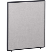 "BBF ProPanel Light Gray/Slate 36""W x 42-3/4""H"