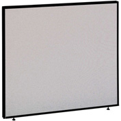 "BBF ProPanel Light Gray/Slate 48""W x 42-3/4""H"