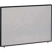 "BBF ProPanel Light Gray/Slate 60""W x 42-3/4""H"