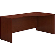 Bush Furniture Right Hand Corner Module - Mahogany - Series C