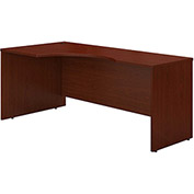 Bush Furniture Left Hand Corner Module - Mahogany  - Series C