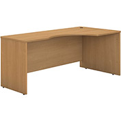 Bush Furniture Right Hand Corner Module - Light Oak - Series C