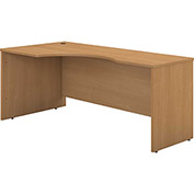 Bush Furniture Left Hand Corner Module - Light Oak  - Series C