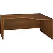 Bush Furniture Right Hand Corner Module - Warm Oak - Series C