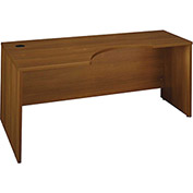 Bush Furniture Left Hand Corner Module - Warm Oak  - Series C