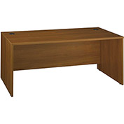 "Bush Furniture Wood Desk Shell - 72"" - Warm Oak - Series C"