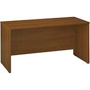"Bush Furniture Credenza Shell - 60""W x 23-3/8""D - Warm Oak - Series C"