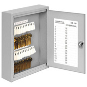 Sandusky Buddy 0130-1 - 30 Key Cabinet - Gray