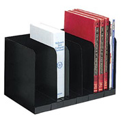 Adjustable Book Rack - Black