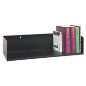 Desk Top Book Rack - Black