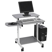 Compact PC Workstation - Grey
