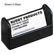 Roma Business Card Holder Brown - Pkg Qty 6