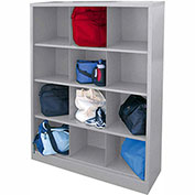 Sandusky Cubbie Storage Organizer - 12 Sections - Multi Granite