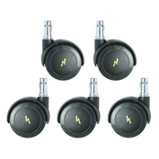 Bevco CAPD5S ESD Dual Wheel Carpet Casters