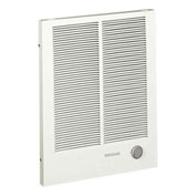 Broan Wall Heater High Capacity 198 - 4000/3000/2000/1500W, 240/208V White