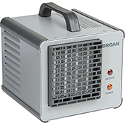 Broan Big Heat Portable Heater 6201 - With Built-In Adjustable Thermostat, Two Level, 1500/1200W - Pkg Qty 6