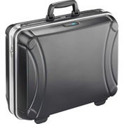 "B&W Flight Barracuda Tool Case With Pockets Flight Ready  19""L x 15""W x 8""H, Black"
