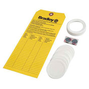 Bradley® S19-949 Refill Kit For On-Site Gravity Fed Eyewash Unit - Pkg Qty 2