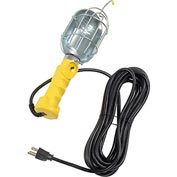 Bayco® Standard Trouble Light Sl-425, 25'L Cord, 18/3 Ga, Yellow
