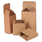 "Chip Carton 6-3/8"" x 1-1/2"" x 6-3/8"" - 250 Pack"