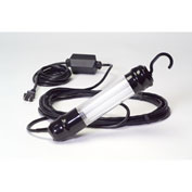 Bounce Light® 12007 Portable Worklight - 50' Cord, Black